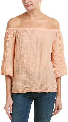 Michael Stars Off-The-Shoulder Top