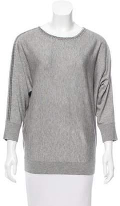Magaschoni Dolman Sleeve Sweater