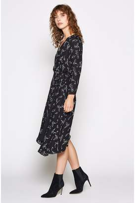 Joie Acantha Silk Dress