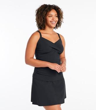 c862b5ee67 L.L. Bean L.L.Bean Women's Slimming Swimwear, Tankini Top
