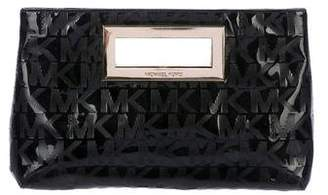 MICHAEL Michael Kors Berkley Leather Clutch
