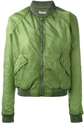 Tomas Maier classic bomber jacket