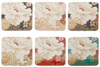 Maxwell & Williams Kimono 6-Piece Coaster Set