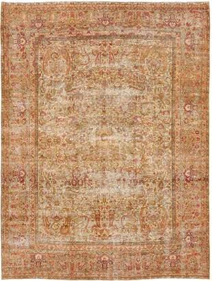 """Sabideh Vintage Wool Rug - 8'6""""x11'2"""""""