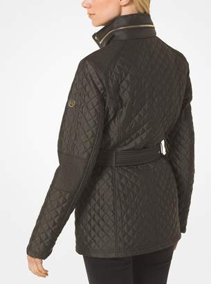 MICHAEL Michael Kors Quilted Jacket