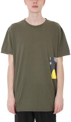 Damir Doma Tolli Green Cotton T-shirt