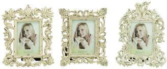 Uma Enterprises Set Of Three Photo Frames