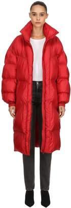 Etoile Isabel Marant Cray Oversized Nylon Puffer Coat
