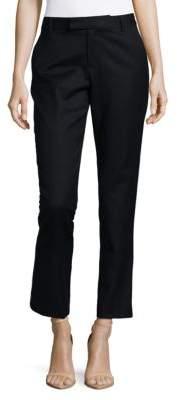 Schoolboy Wool Skinny Pants