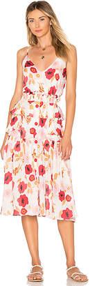 Clube Bossa Ellia Midi Dress