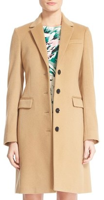 Women's Burberry Sidlesham Wool & Cashmere Coat $1,795 thestylecure.com