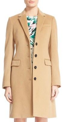 Women's Burberry Sidlesham Wool & Cashmere Coat $1,795 thestylecure.com