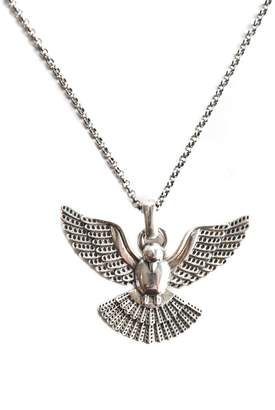 Serge DeNimes - Silver Dove Necklace
