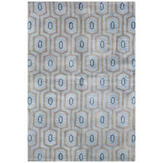 Asstd National Brand Montclair 100% Wool Hand Tufted Area Rug