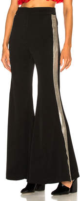 Ellery Lovedolls Wide Leg Flare Trousers