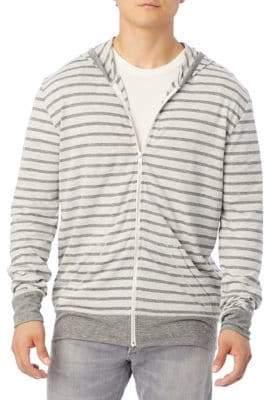 Alternative Eco-Jersey Zip Hoodie