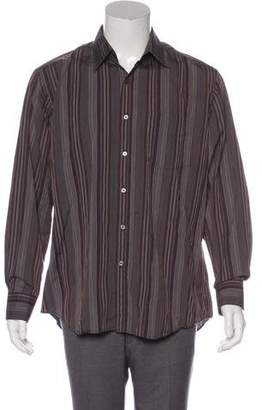 Paul Smith Striped Woven Shirt