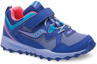 Saucony Peregrine Shield 2 Toddler & Youth Sneaker - Girl's