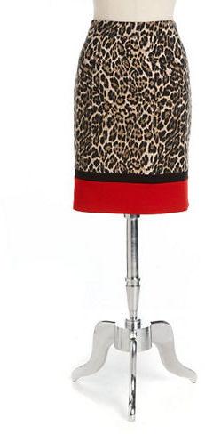 Rafaella PETITES Petite Ponte Pencil Skirt