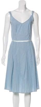 Schumacher Sleeveless Casual Dress