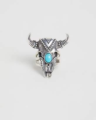 Bison Ring