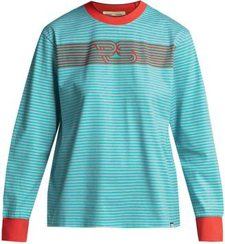 PSWL Graphic-print long-sleeved T-shirt