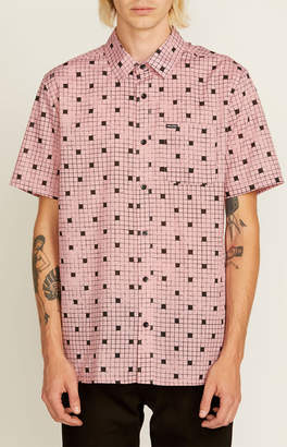Volcom Crossed Up Button Up