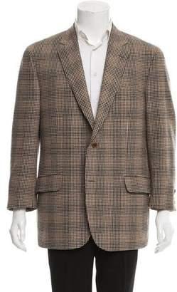 Etro Cashmere Two-Button Blazer