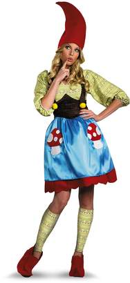 Disguise Women's Ms. Gnome Costume
