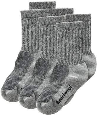 Smartwool Hike Medium Crew 3-Pack Crew Cut Socks Shoes