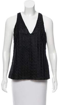 C/Meo Collective Woven Sleeveless Top w/ Tags