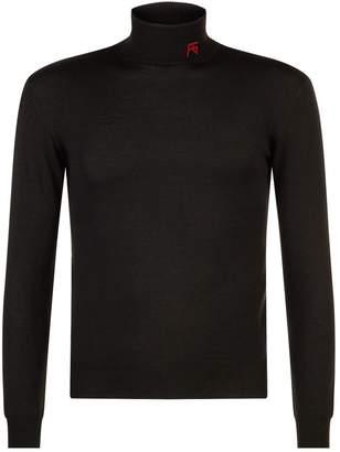 Raf Simons Roll Neck Sweater