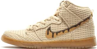 Nike Dunk High Premium SB 'Chicken n Waffles' - Flat Gold Star/Classic Brown
