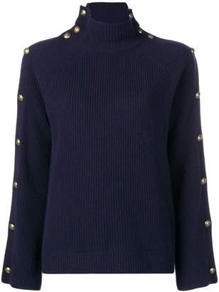 Ralph Lauren buttoned jumper
