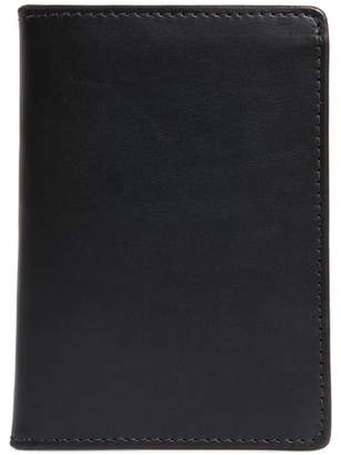 Tanner Goods Leather Travel Wallet