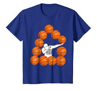 Storecastle: Dabbing With The Basketball Funny Gift T-Shirt