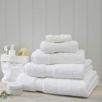 The White Company Luxury Egyptian Cotton Towels