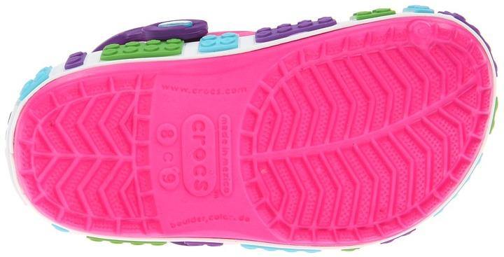 Crocs Crocband Kids Lego® Clog (Toddler/Little Kid)