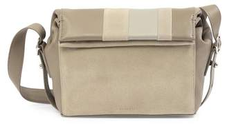 AllSaints Casey Leather Crossbody Bag
