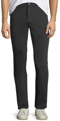 AG Adriano Goldschmied Everett Slim-Straight Twill Pants