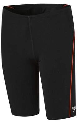 Speedo Boy's Endurance Logo Jammer Swim Shorts