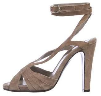 142847c03a97b8 CNC Costume National Women s Sandals - ShopStyle