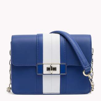 Tommy Hilfiger Leather Chain Strap Bag
