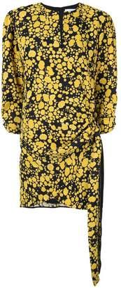 Victoria Victoria Beckham side tie dress