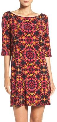 Women's Leota Dolman Sleeve Jersey Sheath Dress $138 thestylecure.com