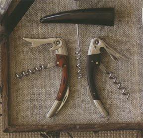 Roost Horn Corkscrew