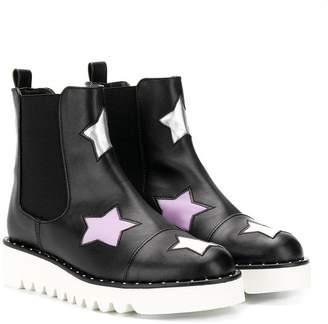 Stella McCartney starry boots