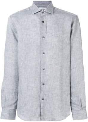 Boglioli classic long-sleeve shirt