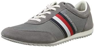 Tommy Hilfiger Corporate Material Mix Runner, Men's Low-Top Sneakers,(44 EU)