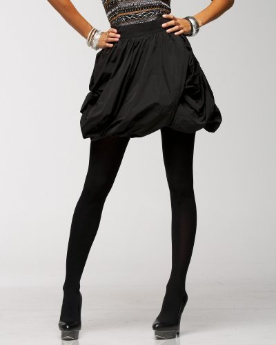 Glam Gathered Bubble Skirt